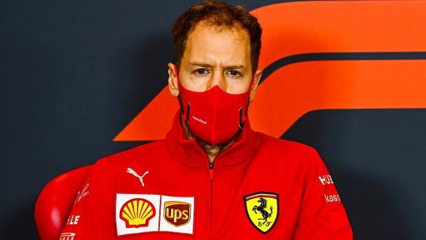 Der verhängnisvolle Anruf an Sebastian Vettel
