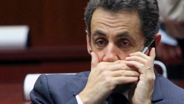 Sarkozy: Behördenvorgehen wie Stasi-Methoden