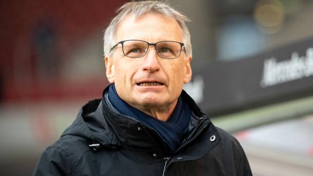 Michael Reschke soll Schalke helfen