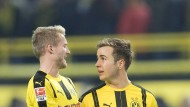 WM-Helden als Problemlöser beim BVB