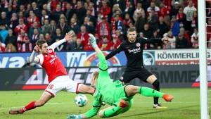 Geschärft für den Pokalfight gegen Mainz