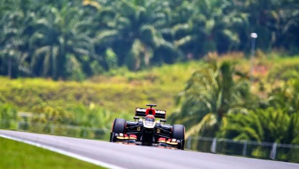 Spaßbüchse der Formel 1