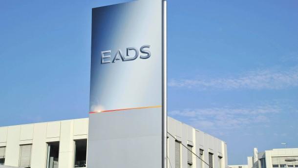 Berlin bremst Fusion von EADS und BAE aus