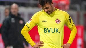 Deutliche Niederlage für Schlusslicht Würzburg