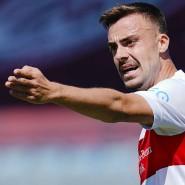 Nicht nur Philipp Förster war unzufrieden beim Restart des VfB Stuttgart.