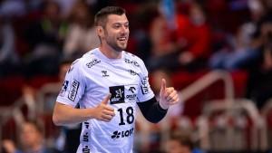 THW gewinnt in Brest