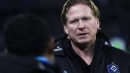 Hamburger SV verlängert mit Markus Gisdol