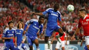 Die Blues spielen wie eine Einheit und besiegen Benfica in Lissabon mit 1:0