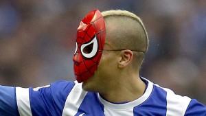 """Warum Ben-Hatira zu """"Spiderman"""" wurde"""