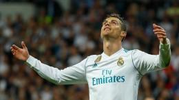 Nur Ronaldos Hacke rettet Real Madrid