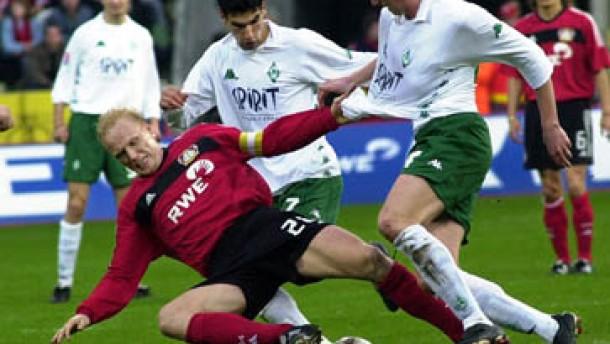 Leverkusen kämpft sich langsam zurück