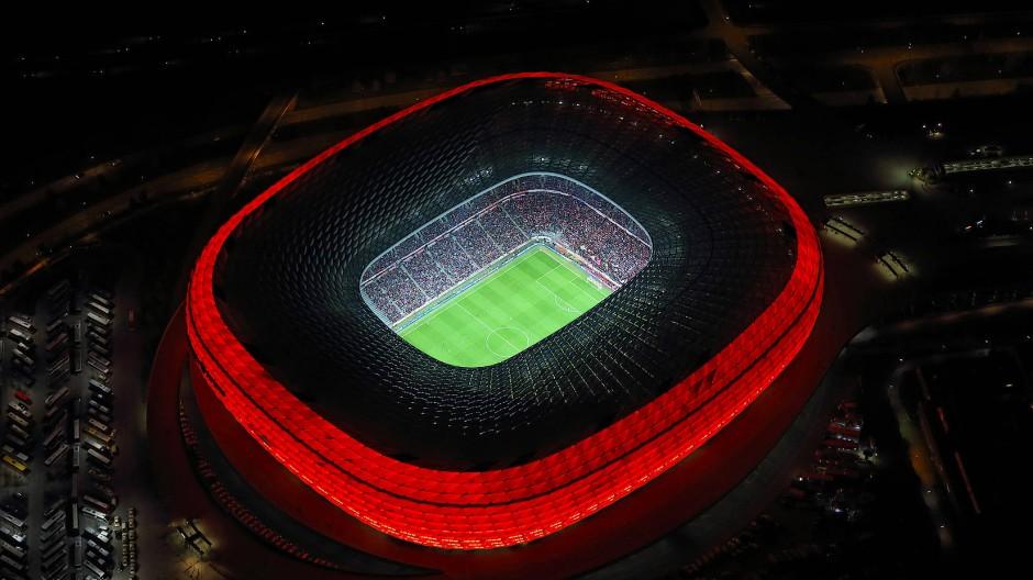 Der Sieger der Champions League wird erst 2025 in München gekürt.