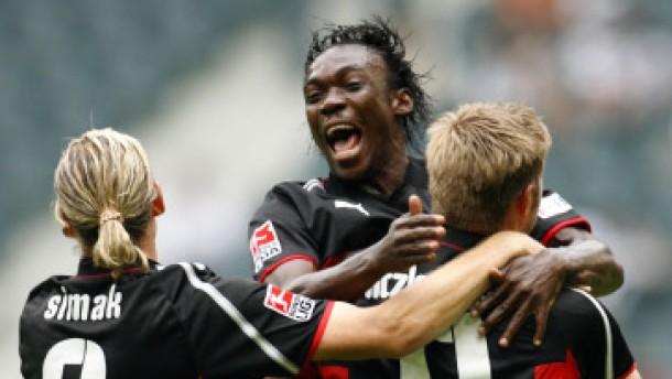 Lehmann stark, Stuttgart gewinnt klar