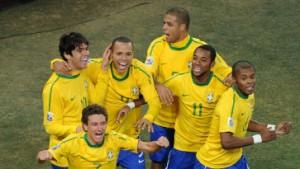 """Effektive Brasilianer mit der """"heiligen Hand Gottes"""""""