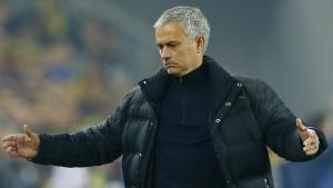 Mourinho poltert gegen die eigenen Spieler