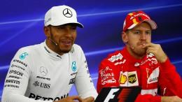 Hamilton lässt Vettel keine Chance