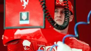 Schumacher trauert um Spa