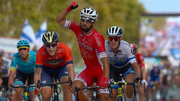 Bouhanni gewinnt sechste Etappe