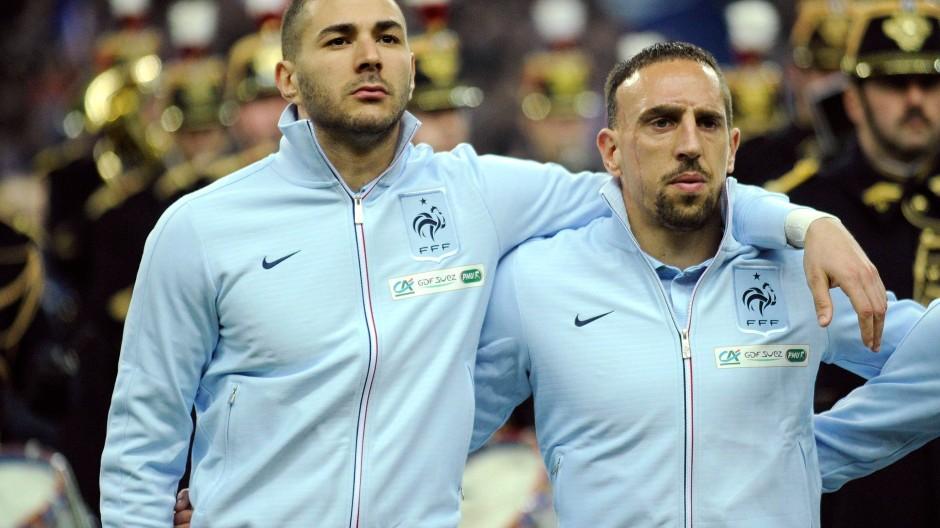 Ribéry in Sex-Prozess freigesprochen