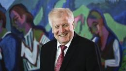 Seehofer für Reform des Spitzensports