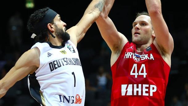 Deutsche Basketballer erreichen das Finale