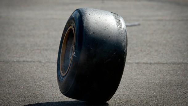 Auch dem Rennen in Spa droht die Absage