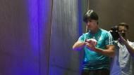 Unter Beobachtung, Zeit läuft: Bundestrainer Löw