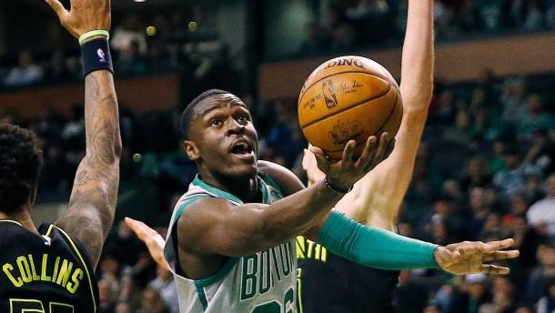 Basketballer Bird soll Frau misshandelt haben