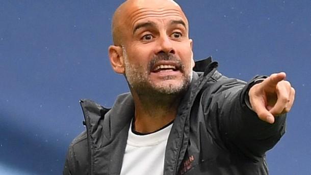 Guardiola attackiert Klopp und Mourinho