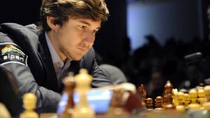 Showdown am Schachbrett