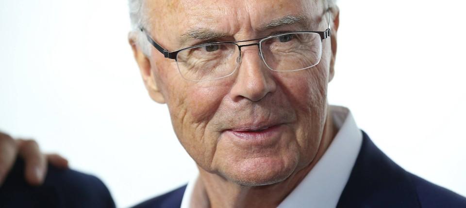 Beckenbauer gesundheit