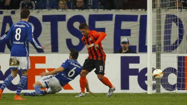 Ein Debakel für Schalke