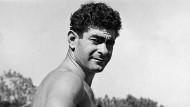 Ein Mann mit einer speziellen Geschichte: Alfred Nakache im Jahr 1950