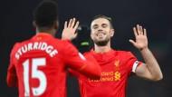 Furioser FC Liverpool springt auf Platz zwei