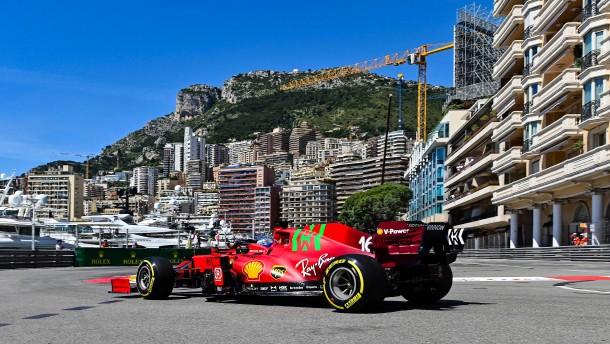 Die Formel 1 im Nahkampf