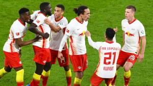 Leipzig stellt das Spiel völlig auf den Kopf