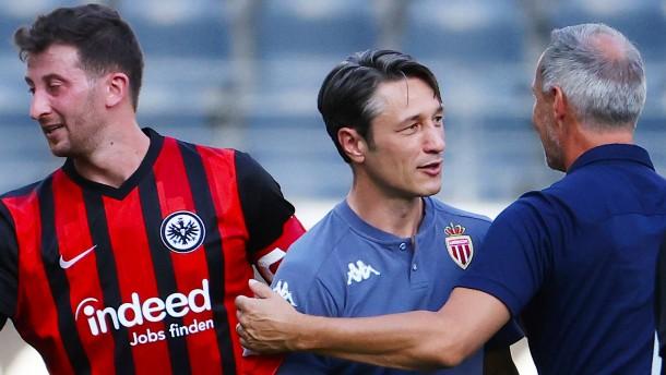 Niko Kovac ist zurück in Frankfurt