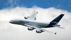 Dem A380 droht das Aus