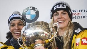 Olympiasiegerin Jamanka erstmals Weltmeisterin