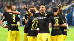 Was Bayern kann, kann Dortmund auch