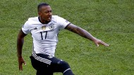 Die Chancen auf den EM-Titel stehen gut für Jerome Boateng und die deutsche Fußball-Nationalmannschaft.