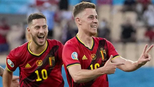 """""""Wer Hazard(s) hat, braucht keinen Ronaldo"""""""