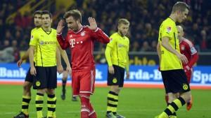 Bayern dominiert die Bundesliga