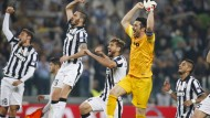 Juventus legt vor
