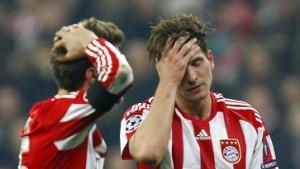 Die Bayern schenken Inter das Viertelfinale