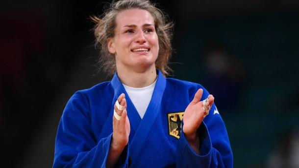 Weltmeisterin Wagner gewinnt Olympia-Bronze