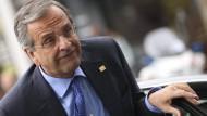 Samaras plant niedrigere Steuern für Griechen