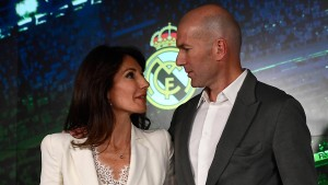 Zauberer Zidane wird zum Rätsel