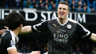 Robert Huth und Leicester City sind tatsächlich auf dem Weg zur Meisterschaft.