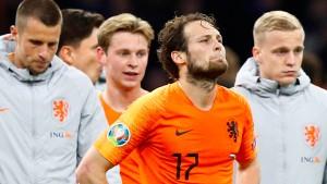"""""""Holland kriegt eins auf die Nase"""""""